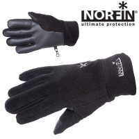Перчатки Norfin Women FLEECE BLACK р.L