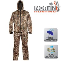 Костюм летний Norfin Hunting COMPACT PASSION 06 р.XXXL