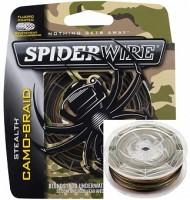 "Леска плетеная SPIDERWIRE ""STEALTH"" 0.25mm (110m)(18.92kg)(камуфляж)"